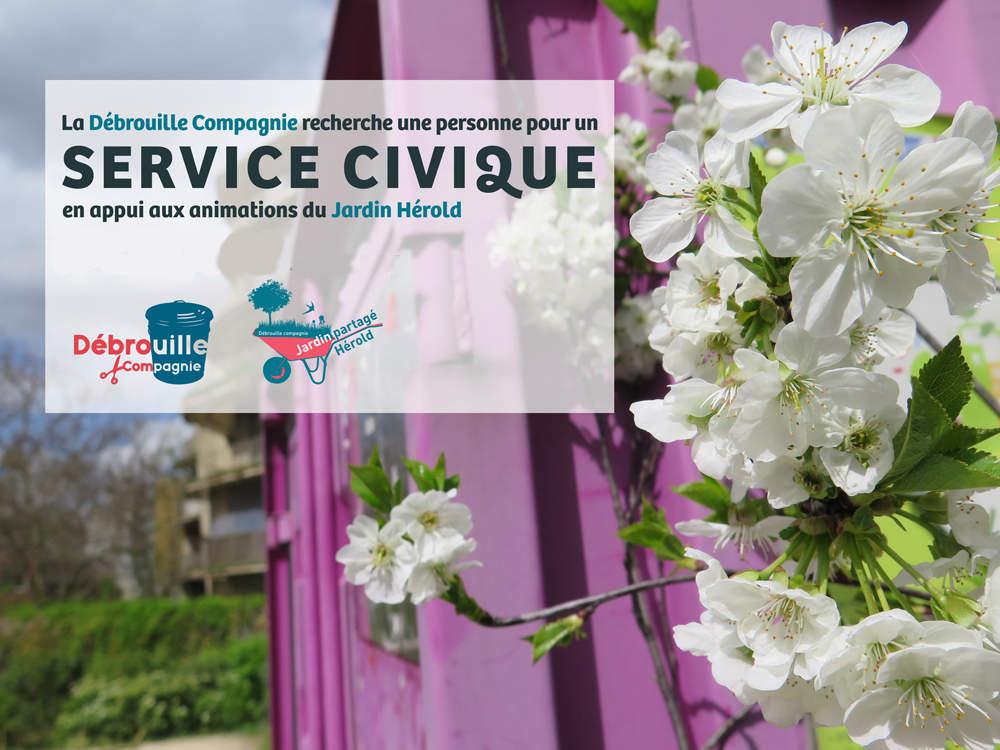 Service Civique 2018